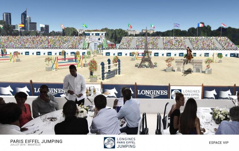 Paris 2016 News Longines Global Champions Tour