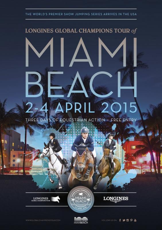 Miami Beach 2015 News Longines Global Champions Tour